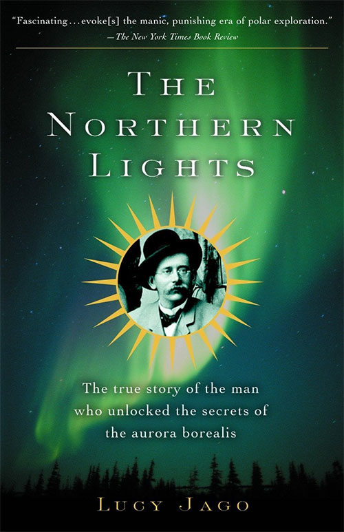Book cover of Northern Lights by Lucy Jago